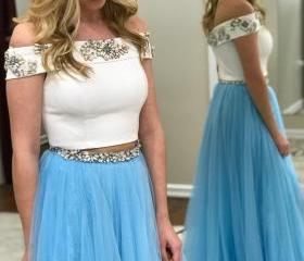 Princess Two Piece O..
