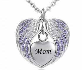 Mom Cremation Jewelr..