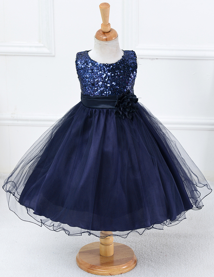 Red sequined corset short flower girls dresses new arrival girls red sequined corset short flower girls dresses new arrival girls party dresses navy blue izmirmasajfo