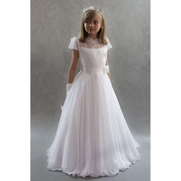 Chiffon Communion Dresses