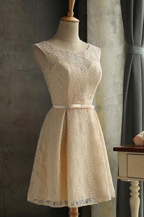 Vintage Short Bridesmaid Dresses Prom Dresses 2018 Plus Size Wedding Party Gowns ,2018 Sexy Maid Of Honor Dresses, Women Party Gowns ,Cheap Bridesmaids Dresses,Spaghetti Straps Homecoming Dress Short , Prom Dress Mini