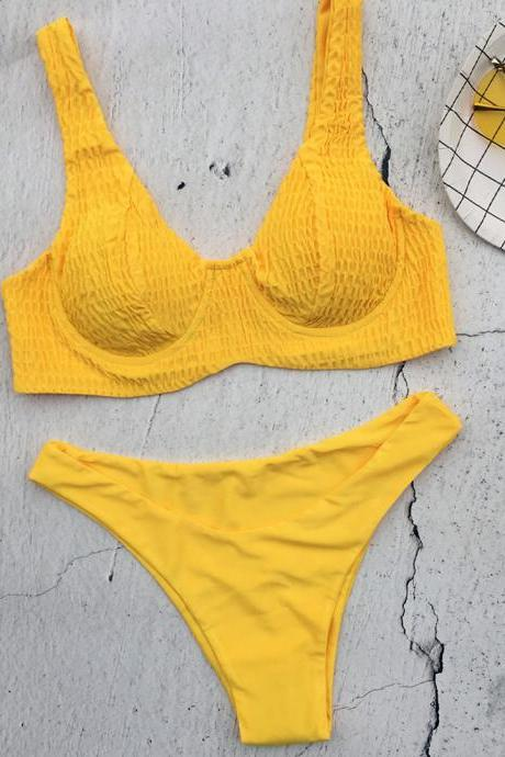 Fashion Swimsuits,Two Pieces Cheap Swimwear,Sexy Lady Swimsuits, Women Swimsuits,Red Bikini ,Sexy lingerie