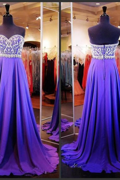 Grape Prom Dress Off Shoulder Sexy Long Prom Party Dresses Plus Size Women Dress, Formal Evening Dress,Chiffon Prom Dress