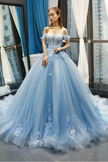 Sexy Ball Gowns Cheap Long Prom Dress Off Shoulder Cheap Formal Evening Dress, Sweet 16 Prom Party Gowns .