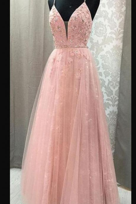 Long Prom Dress Plus Size Formal Evening Gowns Custom Tulle Wedding Party Gowns 2020