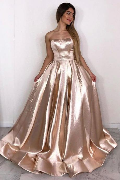 Off Shoulder Ball Gown Prom Dresses Cheap Wedding Party Gowns ,Long Prom Gowns
