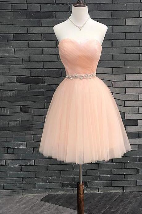 Off Shoulder Short Homecoming Dress Beaded Sweet 16 Prom Party Gowns ,Mini Party Gowns 2020