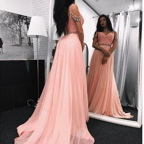 Prom Dresses 2018, Prom Dress, Sweet 16 Dress, Evening Dresses, Pageant Dresses, Graduation Party Dresses, Banquet Gown,A Line Wedding Party Dresses