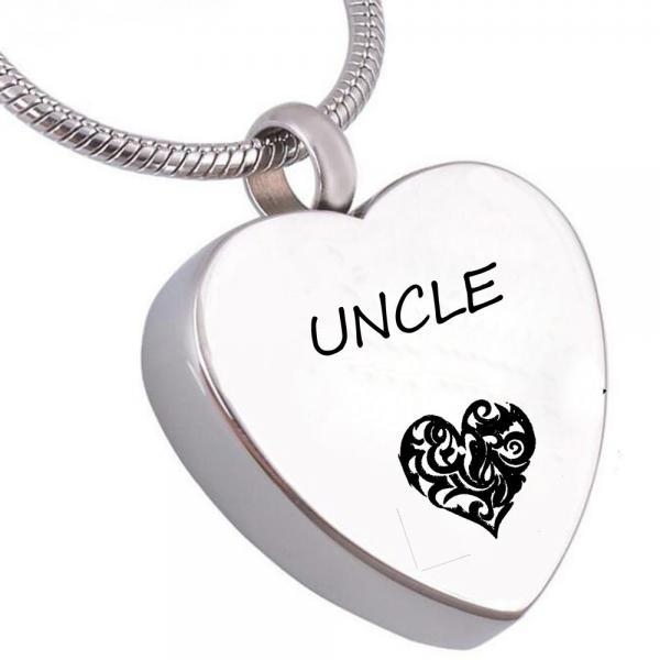 Unique call heart urn funeral ashes cremation necklace fashion jewelry accessorues